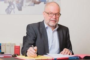 Profilbild des Fachanwalts für Bau- und Architektenrecht Joachim Maus, Ulm auf baurechtsuche.de