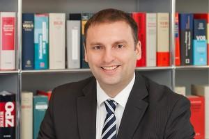 Ralph Weiss, Fachanwalt für Bau- und Architektenrecht